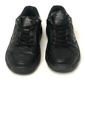 Starter Corey White Leather/Man Made Lace Up Low Top Athletic Sneakers Shoes-9W