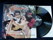 Chabrier -  Espana   Argenta / LSO Decca Sxl 2020 Wbg ED1 Blueback lp
