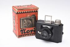 Subminiature camera Nori, with Nori-Optik f/8 - 37mm lens. With original case.