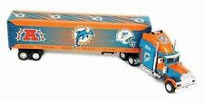 NFL 2004 Tractor-Trailer-Truck, Miami Dolphins, NEW