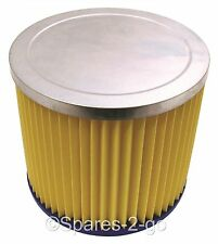 EARLEX COMBIVAC POWERVAC WET & DRY PUSH FILTER CARTRIDGE WD1000 WD1100 S1256