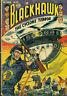 BLACKHAWK #69 (1953) Quality Comics Chop Chop story VG/VG+