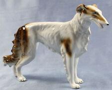 Barsoi Windhund Figur Hund barsoi figur hundefigur gemarkt,gr,steh