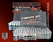 Reaper Master Series Paints Complete Set 216 New 09956 FREE SHIPPING