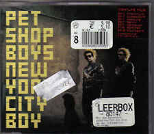 Pet Shop Boys-New York City Boy cd  maxi single