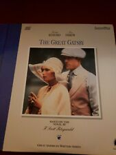The great Gatsby Laser Disc