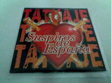 "CD ""TATUAJE SUSPIROS DE ESPAÑA"" CD SINGLE 1 TRACKS"