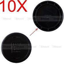 10x Rear Lens Cap Cover for Panasonic Micro Four Thirds H-HS H-X H-F H-ES series