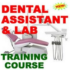 Dental Assistant Dentistry Training Instruction Manual Course Cd