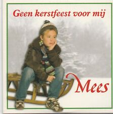 Mees-Geen Kerstfeest Voor Mij cd single