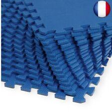 Deuba 991614 180x180cm Tapis de Sol en Mousse - Bleu
