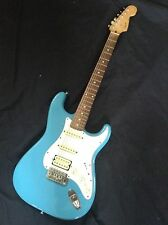 1993 Squier Stratocaster FenderJapan FujiGen Gakki - Daphne Blue &  Gigbag