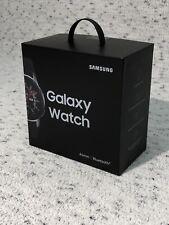 Samsung Galaxy Watch SM-R800 46mm Silver Case Classic Onyx Black - Bluetooth
