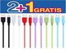 CAVO Ricarica Rapida 2A USB Type C Samsung S 8 9 10 A 3 5 7 X IPHONE QC3 CAVETTO