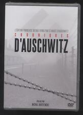 NEUF DVD CHRONIQUES D'AUSCHWITZ SOUS BLISTER GUERRE CAMP DE CONCENTRATION SHOAH