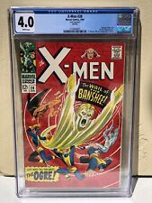 X-Men 4 CGC 4.0 1st App Banshee (JC Penny 1994 Reprint) 2124049001 🔥RARE