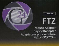Nikon Z mount FTZ Bajonettadapter
