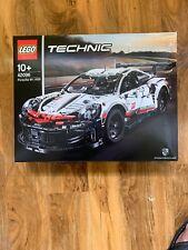 Boxed New LEGO Technic Porsche 911 RSR Car Replica Model - 42096