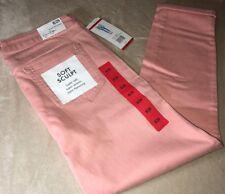 Jessica Simpson Rolled Crop Skinny Jean, Rosette Super Soft Stretch  8/29