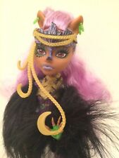 Monster High Clawdeen Wolf Ghouls Rule Costume party doll