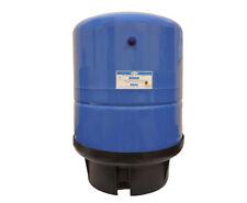 RO Reverse Osmosis Water Storage Tank 11 Gallon Lead Free Stainless Steel 100PSI