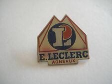PINS RARE HYPERMARCHE E. LECLERC AGNEAUX