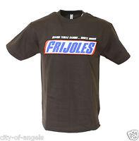 Frijoles Parody Men's Funny Mexican Spanish Hispanic Humor Joke T Shirt