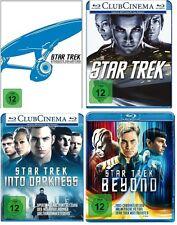 15 Blu-rays * STAR TREK STARDATE COLLECTION (FILME 1-10)+11+12+13 SET # NEU OVP+