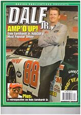 DALE EARNHARDT JR. RACING PUBLICATION PRESENTS AMP' D UP!