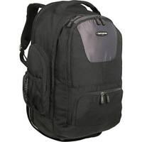 Samsonite Wheeled Computer Backpack Style # 17896 Black/Charcoal