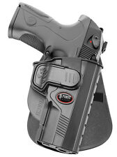 Fobus BRCH Level 2 paddle holster fits Beretta PX4 Storm full size all calibers