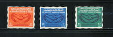 Jordan 1965  #524-4B  International Cooperation Year  3v.    MNH  F586