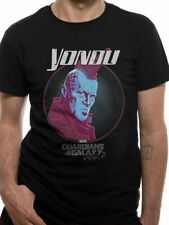 Yondu Guardians of the Galaxy Star-Lord Official Marvel Black Mens T-shirt