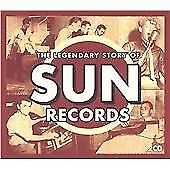Various Artists - Legendary Story of Sun Records (2002)