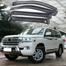 2008-2017 For Toyota Land Cruiser LC200 Window Visor Vent Shades Sun Rain Guard