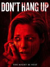 PRE ORDER: DON'T HANG UP - DVD - Region 1