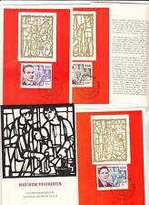 Widerstandsgruppe  5 Maxiarten DDR von 1964