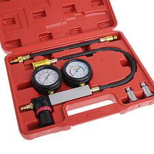 Auto Cylinder Engine Leak Leakdown Tester Gauge Compression Diagnostic Detector