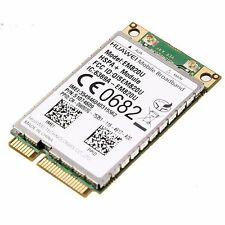 Unlocked HuaWei EM820U Wireless 3G WWAN 21Mbps HSPA+ GSM/EDGE/GPRS PCI-E Card