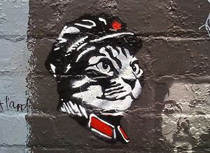 CHAIRMAN MEOW (3) A3 POSTER PRINT ARTS - BUY 2 GET 1 FREE!