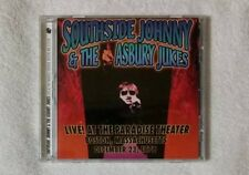 used SOUTHSIDE JOHNNY Live at the Paradise Theatre Boston 1978 CD