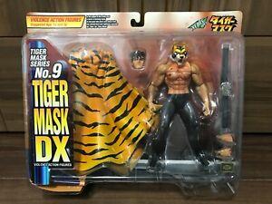 Tiger Mask Violence Action Figure No.9 Tiger Mask DX