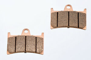 Front Sintered Brake Pads Fit Yamaha YZF-R1 2004 2005 2006