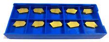 10 Stück Wendeplatten Stechplatten GTN-5 für ISCAR Stechschwert - NEU und OVP