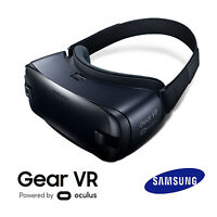 Samsung Gear VR Headset SM-R323 Oculus Black for Galaxy Note 5/7, S7+ S6+