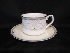 Royal Doulton - PLATINUM ELEGANCE - Cup & Saucer