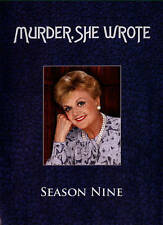 Murder She Wrote: The Complete Ninth Season DVD