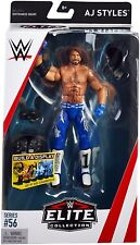 WWE AJ STYLES ELITE SERIES 56 WRESTLING ACTION FIGURE ACCESSORIES GLOVES WWF TNA