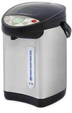 Thermo Pot 5 L Wasserkocher Wasserkessel Heißwasserspender Glühweinkocher Neu