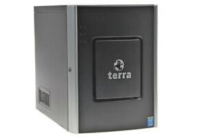 Terra Mini Server G2 // E3-1225 v3, 16 GB DDR3, 4-fach LFF Backplane
